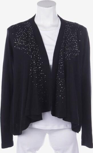 Velvet Pullover / Strickjacke in S in schwarz, Produktansicht
