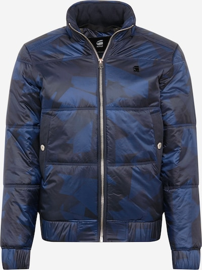 G-Star RAW Tussenjas in de kleur Marine / Nachtblauw, Productweergave