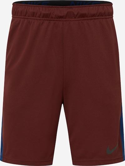 NIKE Spodnie sportowe w kolorze błękitny / czerwone winom, Podgląd produktu