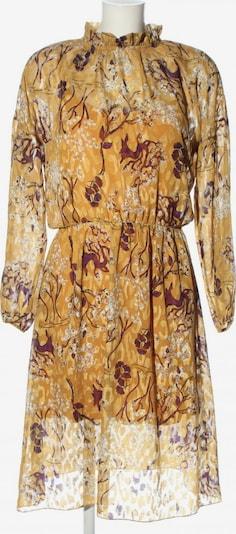 PINK Blusenkleid in M in nude / braun / pastellgelb, Produktansicht