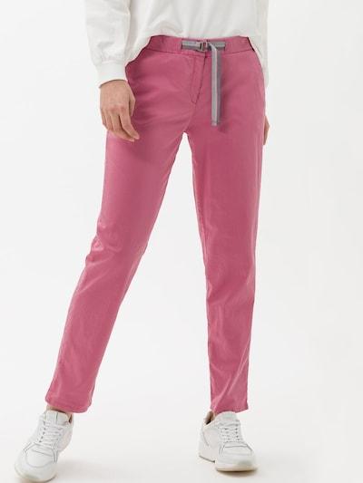 BRAX Hose 'Mel' in pink: Frontalansicht