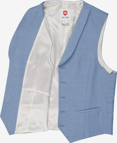 CARL GROSS Anzugweste in hellblau, Produktansicht
