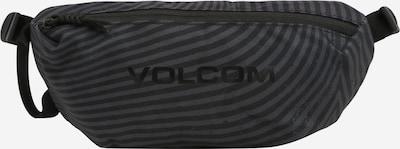 Volcom Gürteltasche in grau / schwarz, Produktansicht