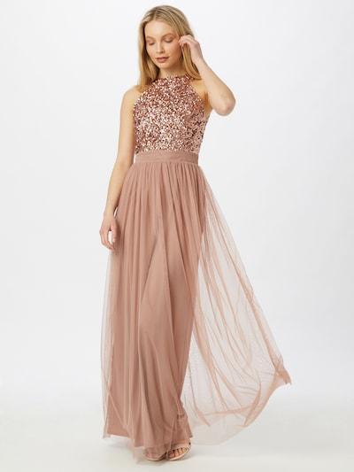 Sistaglam Kleid in rosé, Modelansicht
