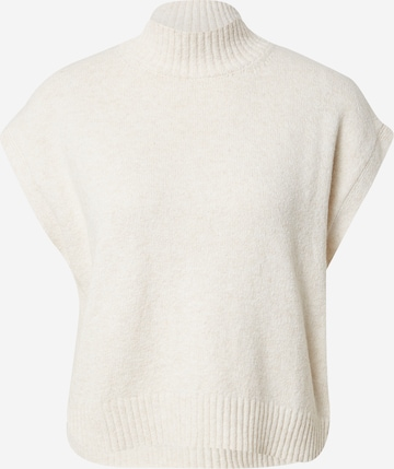 Esprit Collection Knitted vest in White