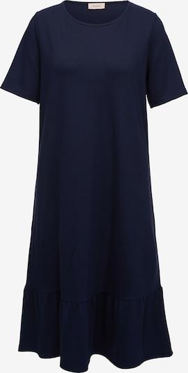 TRIANGLE Kleid in nachtblau, Produktansicht