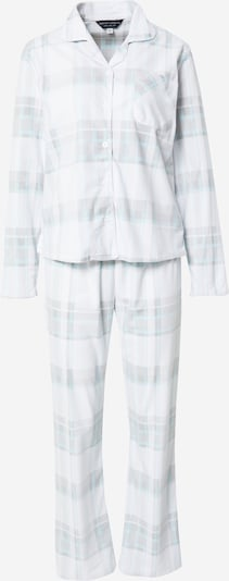 Dorothy Perkins Pajama in Light blue / Grey / Light grey, Item view