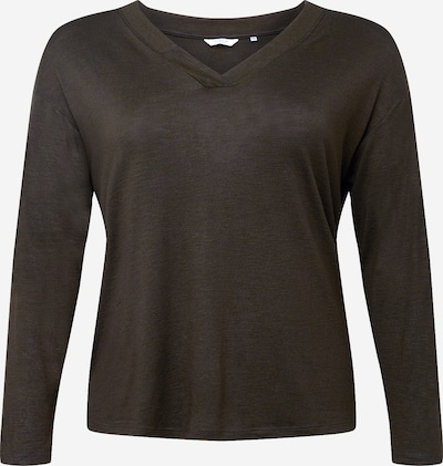 MY TRUE ME Shirt in dunkelgrün, Produktansicht