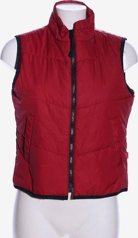 ESPRIT Vest in M in Red