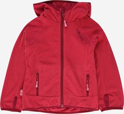 TROLLKIDS Functionele fleece jas in de kleur Pitaja roze, Productweergave