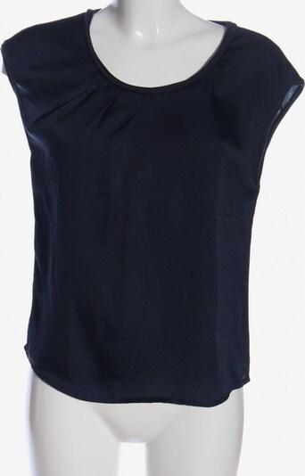DE.CORP Kurzarm-Bluse in XS in blau, Produktansicht
