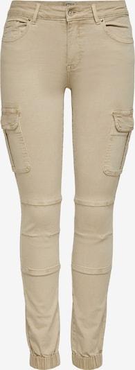ONLY Cargojeans 'ONLMISSOURI' in beige, Produktansicht