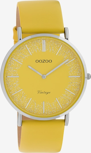 OOZOO Analog Watch in Yellow, Item view