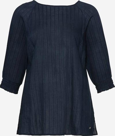 SHEEGO Tunique en bleu nuit, Vue avec produit