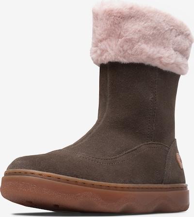 CAMPER Stiefel in braun / rosa, Produktansicht