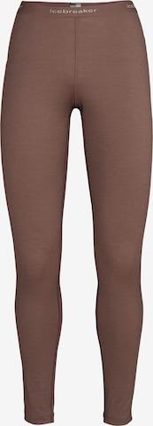 Pantaloncini intimi sportivi 'Oasis' di ICEBREAKER in marrone