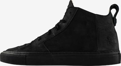 EKN Footwear Visoke tenisice 'Argan' u crna, Pregled proizvoda