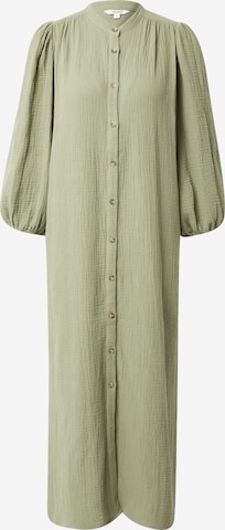 Rochie tip bluză 'Mirella' de la mbym pe verde