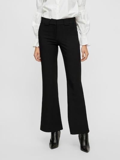 Y.A.S Hose in schwarz, Modelansicht