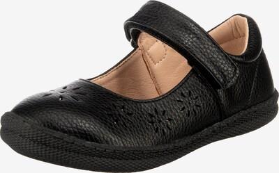 LICO Ballerinas in schwarz, Produktansicht