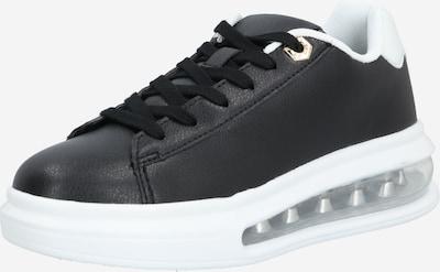 River Island Zapatillas deportivas bajas 'RAVEN' en negro / blanco, Vista del producto