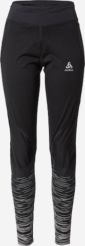 ODLO - Pantalón deportivo 'Zeroweight' en negro