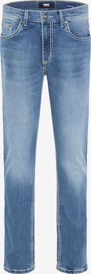 PIONEER Jeans 'RANDO - HANDCRAFTED' in blue denim: Frontalansicht