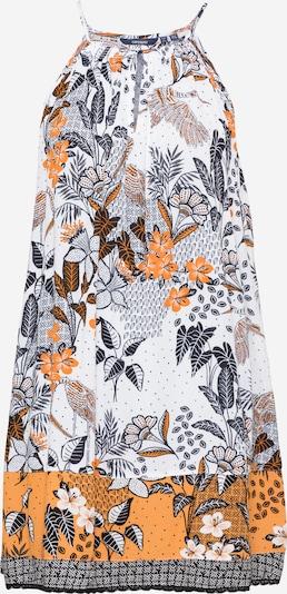 Superdry Robe d'été 'Cami' en anthracite / orange / blanc, Vue avec produit
