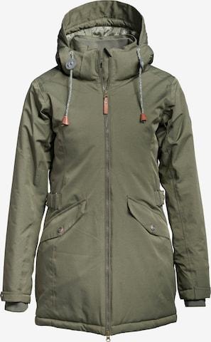 POLARINO Performance Jacket in Green