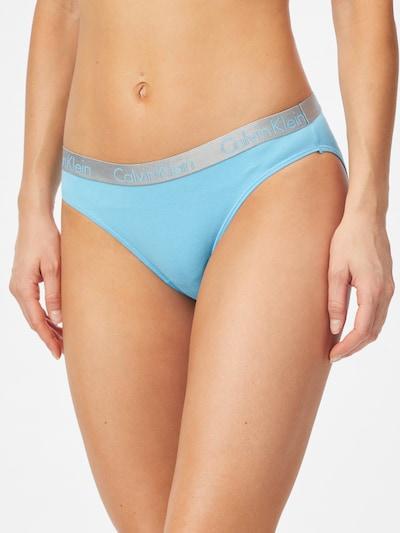 Calvin Klein Underwear Alushousut värissä vaaleansininen: Näkymä edestä