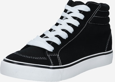 rubi Visoke superge 'JOEY' | črna / bela barva, Prikaz izdelka