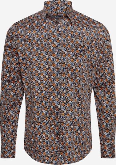 Matinique Košile 'Trostol B1' - námořnická modř / oranžová / bílá, Produkt