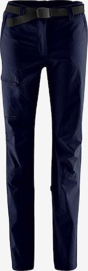 Maier Sports Hose 'Lulaka' in dunkelblau, Produktansicht