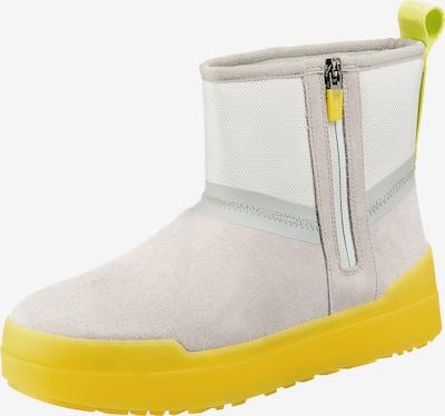 UGG Škornji za v sneg | neonsko rumena / svetlo siva barva, Prikaz izdelka