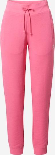 ADIDAS ORIGINALS Pantalon en rose / blanc, Vue avec produit
