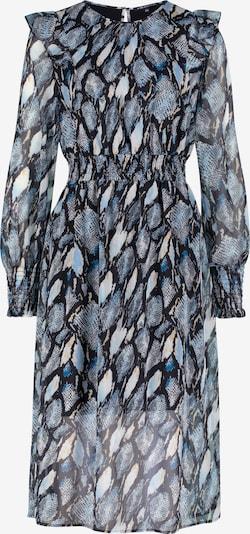 ONE MORE STORY Kleid mit Volants in schwarz, Produktansicht