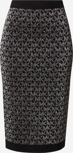 MICHAEL Michael Kors Rok in de kleur Grijs gemêleerd / Zwart, Productweergave
