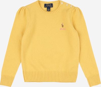POLO RALPH LAUREN Пуловер в шафран, Преглед на продукта