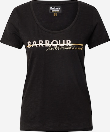 Barbour International Shirt in Black