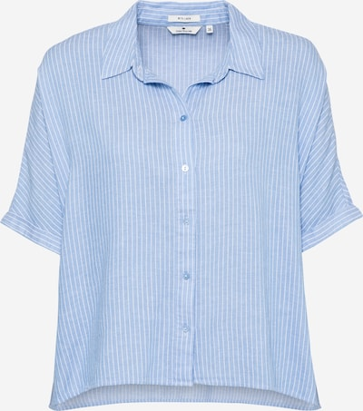 TOM TAILOR Bluse in hellblau, Produktansicht