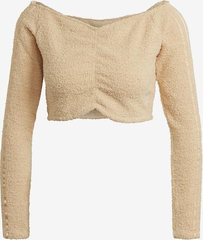 ADIDAS ORIGINALS Pullover in beige, Produktansicht