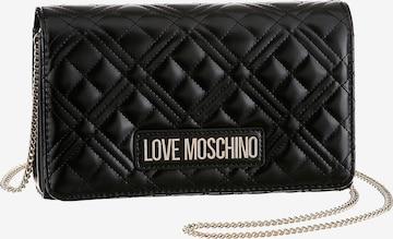 Love Moschino Clutch in Black