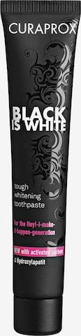 Curaprox Dental Hygiene 'Black Is White' in
