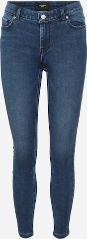 Vero Moda Curve Jeans in Blau