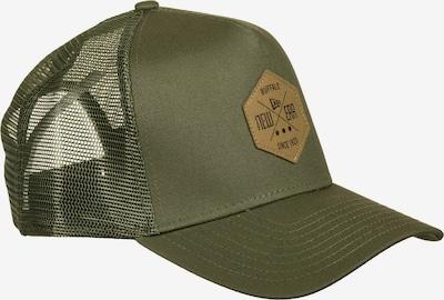 NEW ERA Cap ' Heritage Patch 9Forty ' in khaki, Produktansicht