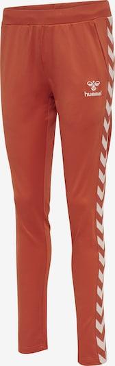 Hummel Pants in orange, Produktansicht