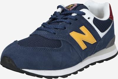 new balance Sneaker in indigo / orange, Produktansicht