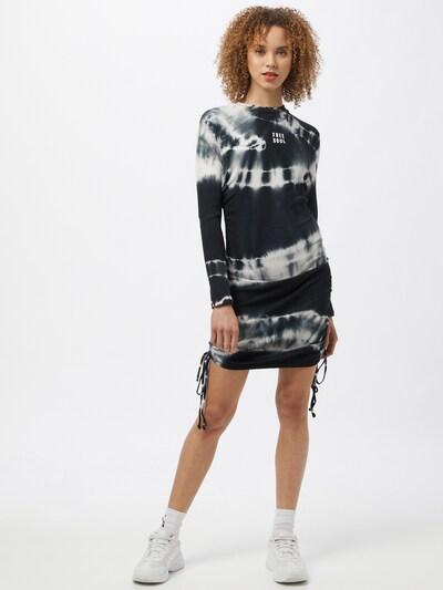 Tally Weijl Kleid 'SDRCOFRESOUL' in schwarz / weiß, Modelansicht