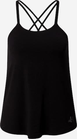 CURARE Yogawear Sportstopp i svart