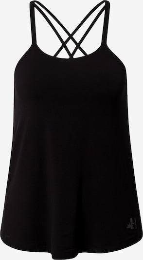 CURARE Yogawear Спортен топ в черно, Преглед на продукта